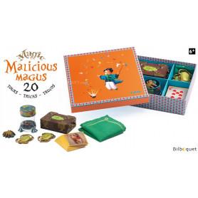 Malicious Magus - Coffret 20 tours de magie 6-10 ans