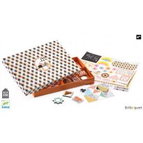 Kit Déco Paris - Accessoires pour décorer ta maison de poupées