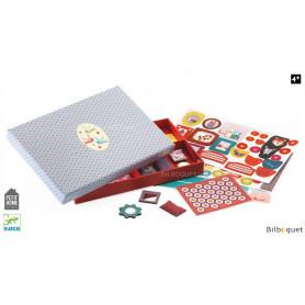 Kit Déco Mumbaï - Accessoires pour décorer ta maison de poupées