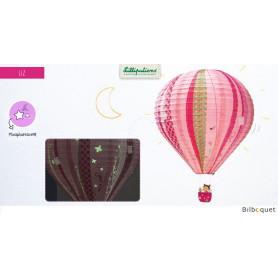 Liz lanterne montgolfière - Décoration chambre enfant