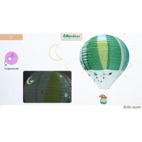 Jef lanterne montgolfière - Décoration chambre enfant