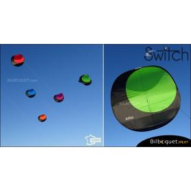 Switch - Cerf-volant monofil pilotable - VERT