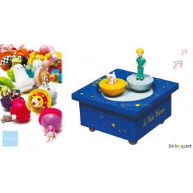 Manège musical magnétique Le Petit Prince©
