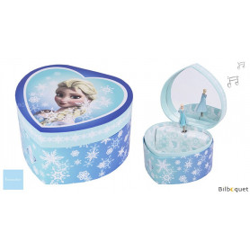 Grand Coeur Musical Elsa - la Reine des Neiges