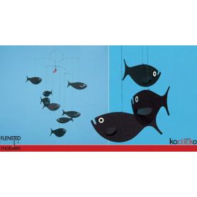 Mobile Banc de poisson