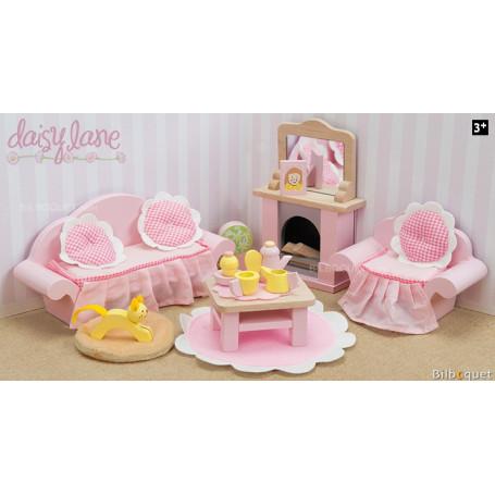 Le salon de Daisylane - Meubles pour maisons de poupées