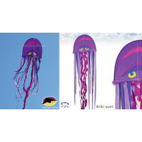Cool Jellyfish 66x46cm - Cerf-volant monofil enfant