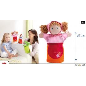 Marionnette à main Gretel