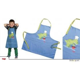 Tablier pour enfants Dino pâtissier