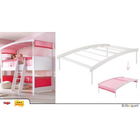 Arche pour le lit Matti blanc