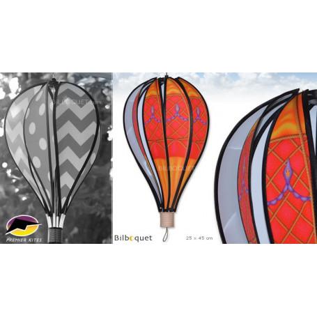Ballon à suspendre Red Vintage 45cm