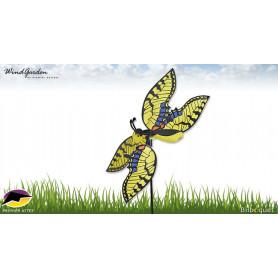 Éolienne Whirligig Papillon Swallowtail 53cm