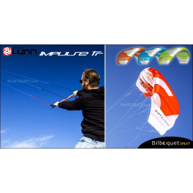 Peter Lynn Impulse TR Trainer Kite 3 lignes sur barre