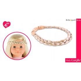 Headband Blond pour poupée Ma Corolle