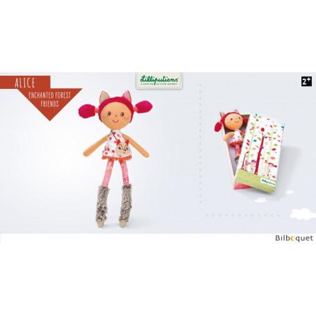 Mini poupée Alice