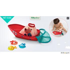 Bateau de pêche - Jouet de bain