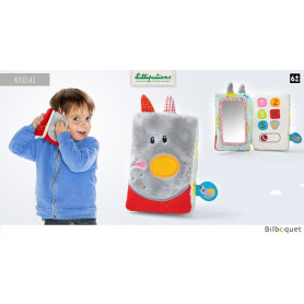 Nicolas Smartphone jouet - Lilliputiens Smart Wonders