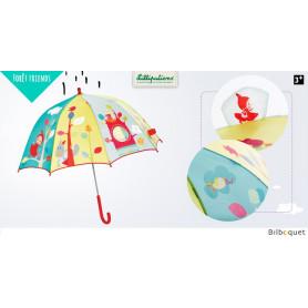 Parapluie pour enfants - Forêt