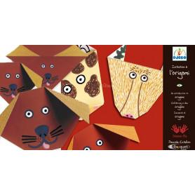 Origami les animaux Design by Pascale Estellon