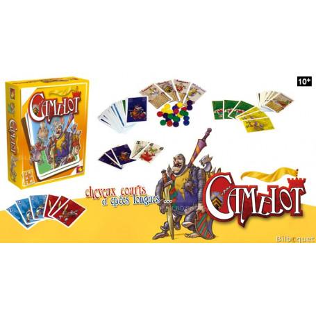 Camelot - Jeu de cartes et de tournois