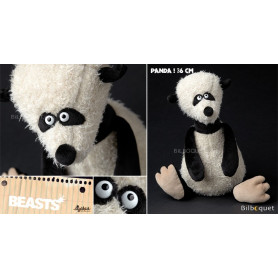 Panda Ach Goood! - Animal en peluche 36cm