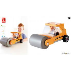 Camion rouleau compresseur Steam'N Roll - Véhicule de chantier