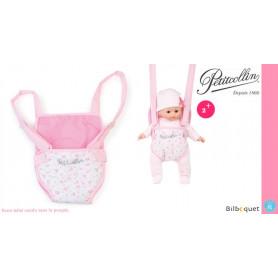 Porte-bébé pour poupée jusqu'à 36cm