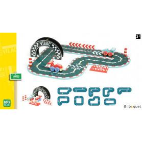 Mon premier circuit de voiture - Vilacity (20 pièces)