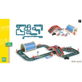Grand circuit de voiture - Vilacity (35 pièces)