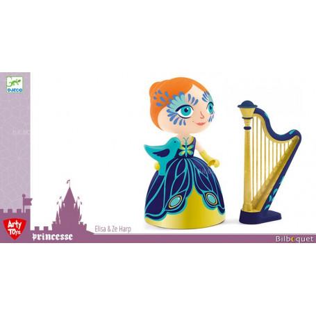 Elisa & Ze Harp - Arty Toys Contes et légendes