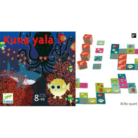 Kunayala - Jeu de stratégie et de couleurs