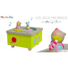 Manège musical magnétique - Les Jolis Pas Beaux