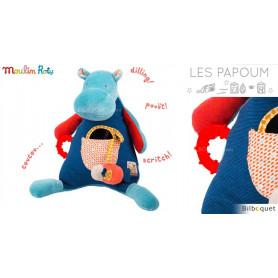 Hippopotame d'activités - Les Papoum