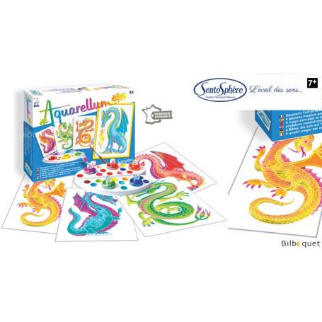 Aquarellum Junior - Dragons