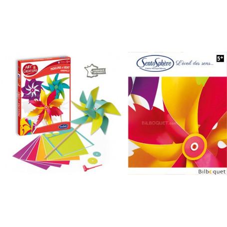 Moulins à vent - Collection Art & Créations