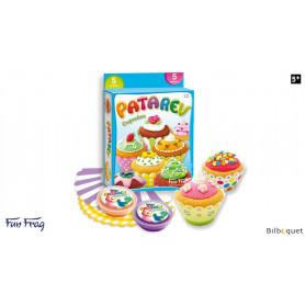 Pâte à modeler Patarev Cupcakes