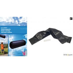 Aéronef solaire - Expérience physique