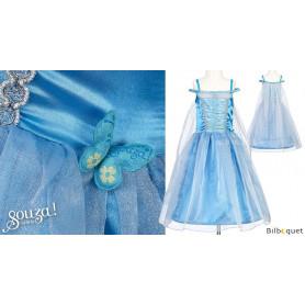 Robe bleue Lillina - Déguisement pour fille