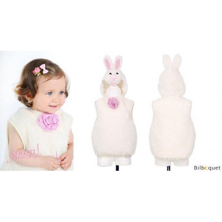 Lapin Fuzzy Bunny - Déguisement pour les petits