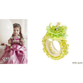 Bague Jessy - Verte - Bijou enfant
