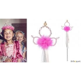 Baguette magique Beatrice - Accessoire pour déguisement enfant