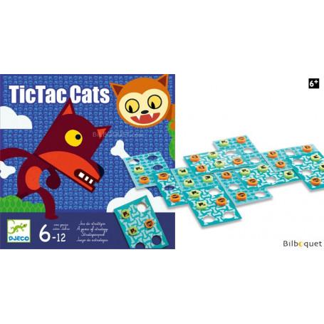 TicTacCats - Jeu de stratégie