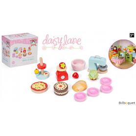 Miniatures de pâtisserie - Accessoires pour maisons de poupées