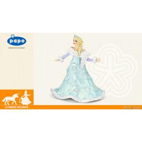 Reine des glaces - Figurine le monde enchanté