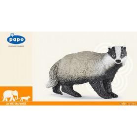 Blaireau - Figurine animale