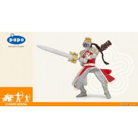 Roi au dragon à l'épée - Figurine jouet