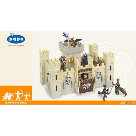 Le chateau des chevaliers