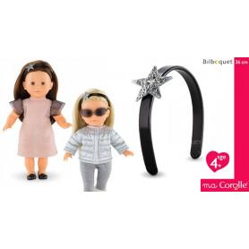 Serre-tête pour poupée Ma Corolle 36cm