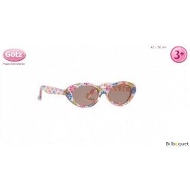 Paire de lunettes de soleil pour poupon/poupée de 30 à 50cm
