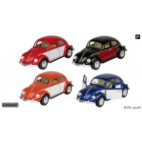 Volkswagen Coccinelle (1967) - Véhicule à rétrofriction - Échelle 1:32ème